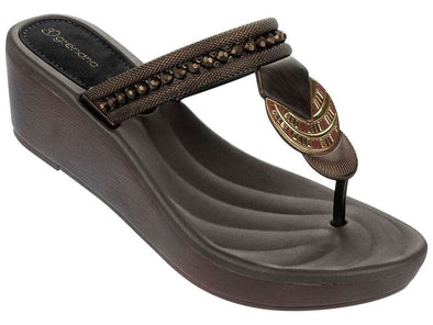 Footwear Grendha Women's Tribal Platform Sandal - Shop The DocksGrendene Footwear