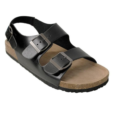 Footwear Aldo Rossini Men's Bona 5 Slide Buckle Sandal - Shop The DocksAldo Rossini Footwear
