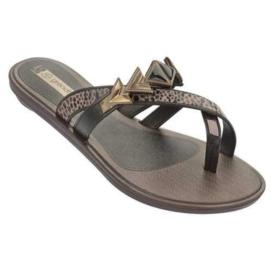Footwear Grendha Women's Glam Toe Thong Sandal - Shop The DocksGrendene Footwear