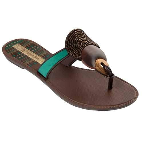Footwear Grendha Women's Aisha Thong Sandal - Shop The DocksGrendene Footwear
