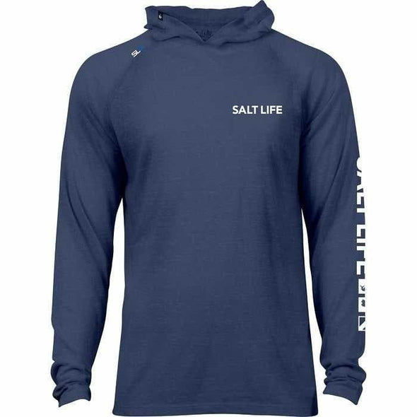 Apparel Salt Life Men's Demand Performance Hoodie - Shop The DocksSalt Life Apparel