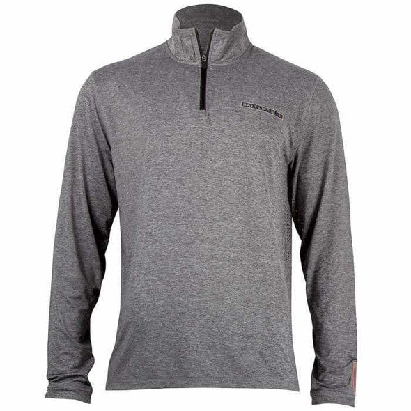 Apparel Salt Life Men's Sleek Long Sleeve Zipper Performance Shirt - Shop The DocksSalt Life Apparel