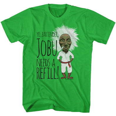 American Classics Major League Jobu Needs A Refill Tee Shirt