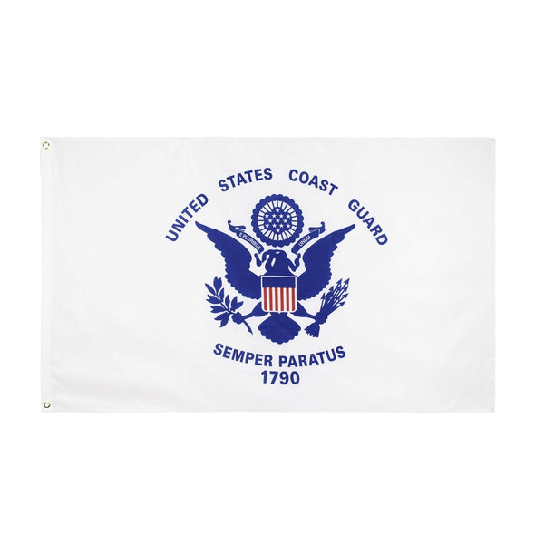 USCG United States Coast Guard 3' x 5' Flag