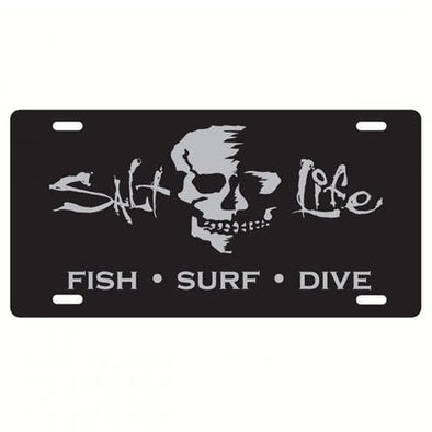Gifts Salt Life At Ease License Plate - Shop The DocksSalt Life Gifts