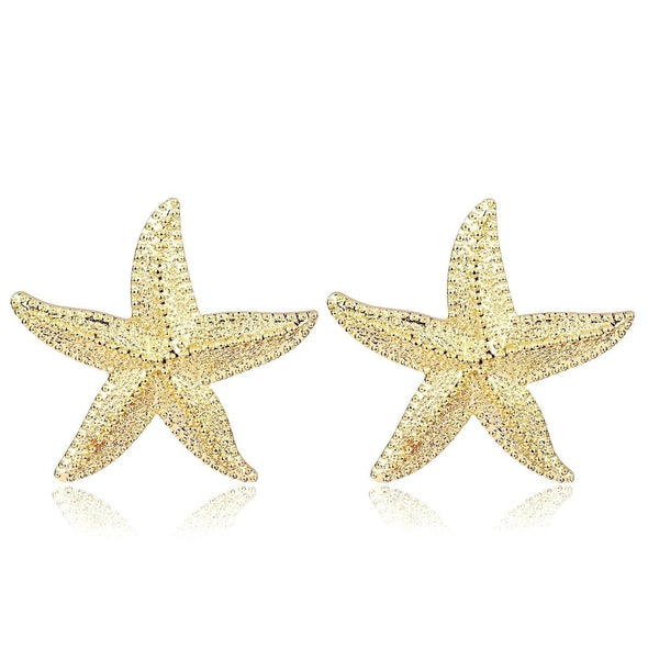 Jewelry Gold Plated Starfish Post Earrings - Shop The DocksEarrings Under $10 Jewelry
