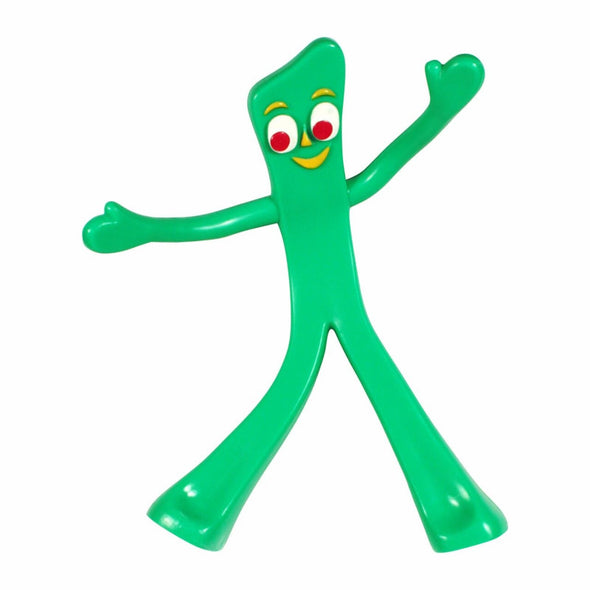 Gumby 6 Inch Bendable.