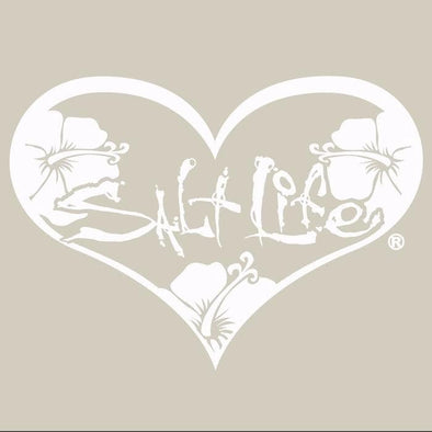 Gifts Salt Life SL Heart Decal - Shop The DocksSalt Life Gifts