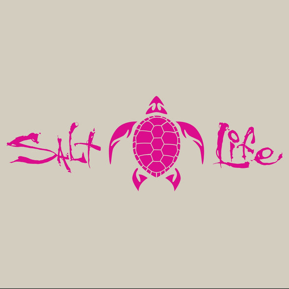 Gifts Salt Life Signature Turtle Decal - Shop The DocksSalt Life Gifts