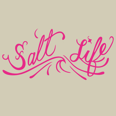 Gifts Salt Life Signature OG Decal - Shop The DocksSalt Life Gifts