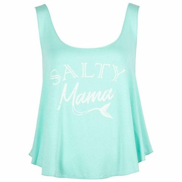 Apparel Salt Life Women's Salty Mama Scoop Neck Tank Top - Shop The DocksSalt Life Apparel