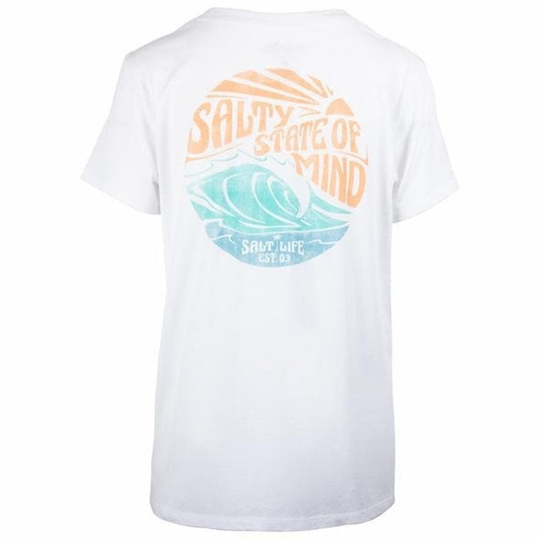 Apparel Salt Life Women's Sunny State Boyfriend Sunburnt Tee - Shop The DocksSalt Life Apparel