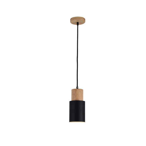Black scandi pendant lights