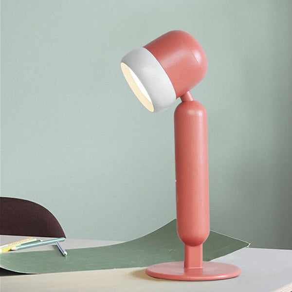 Modern touch USB desk lamp