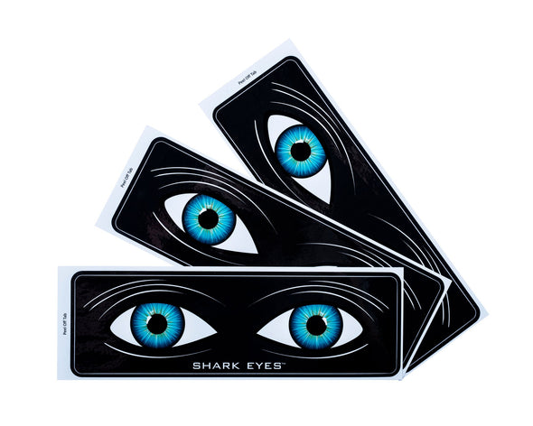 Shark-Eyes-visual-shark-deterrent-black-stickers-3 Pack