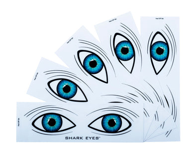 Shark-Eyes-visual-shark-deterrent-shark-repellent-clear-stickers-5 Pack