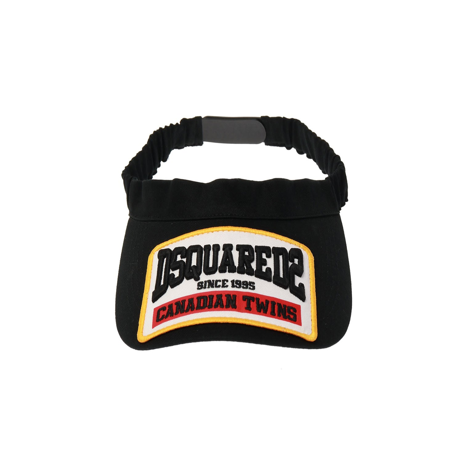 DSquared2 Visor with Embroidered Logo
