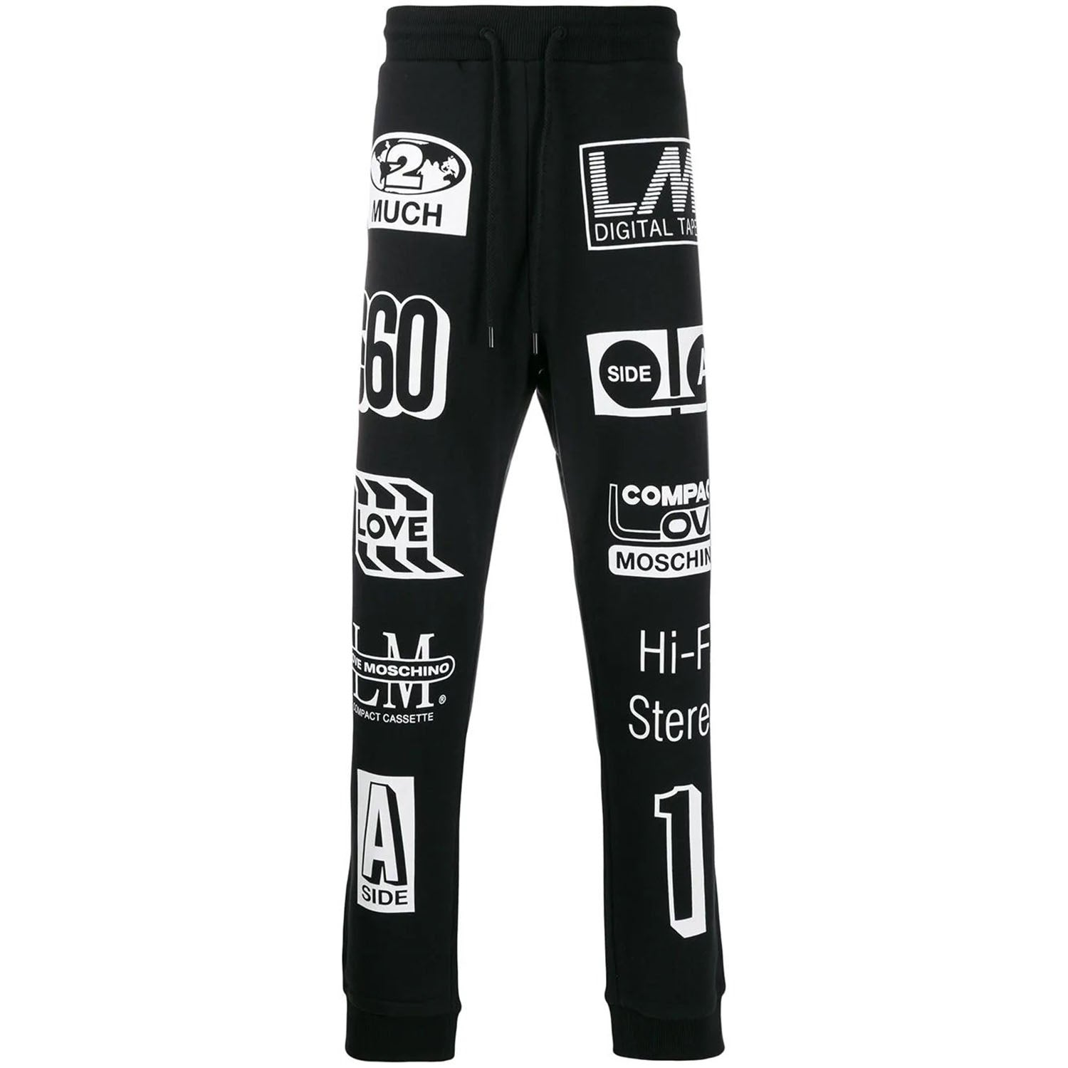 Love Moschino Digital Sound Joggers
