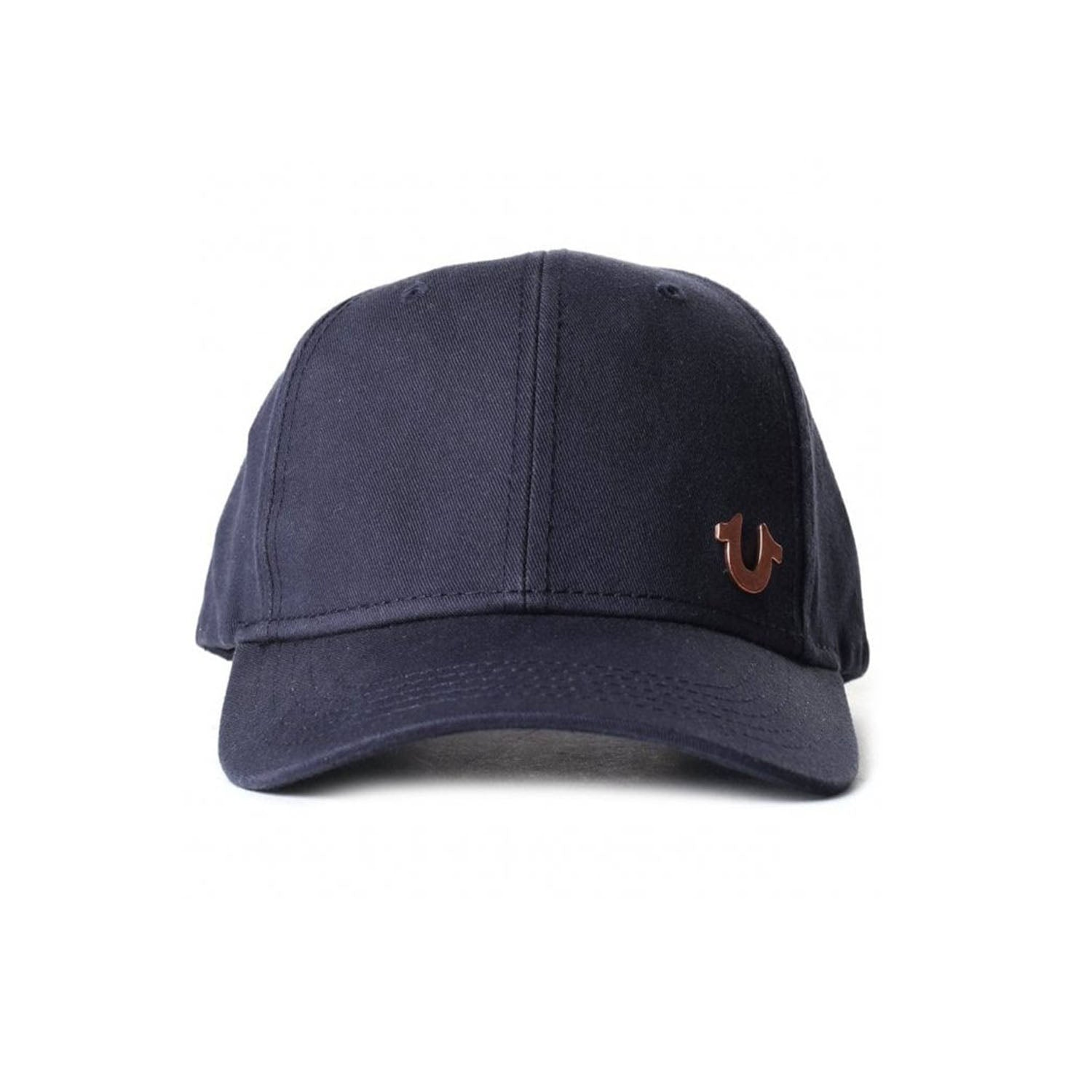 True Religion Navy Baseball Cap