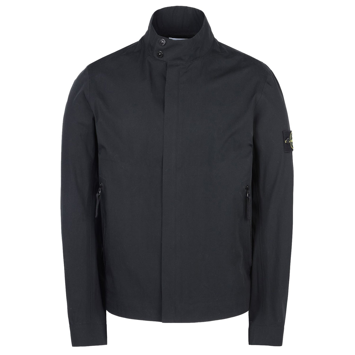 Stone Island Water Repellent Supima Cotton Jacket
