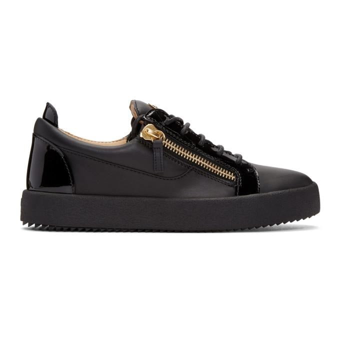Giuseppe Zanotti May London Black Sneaker