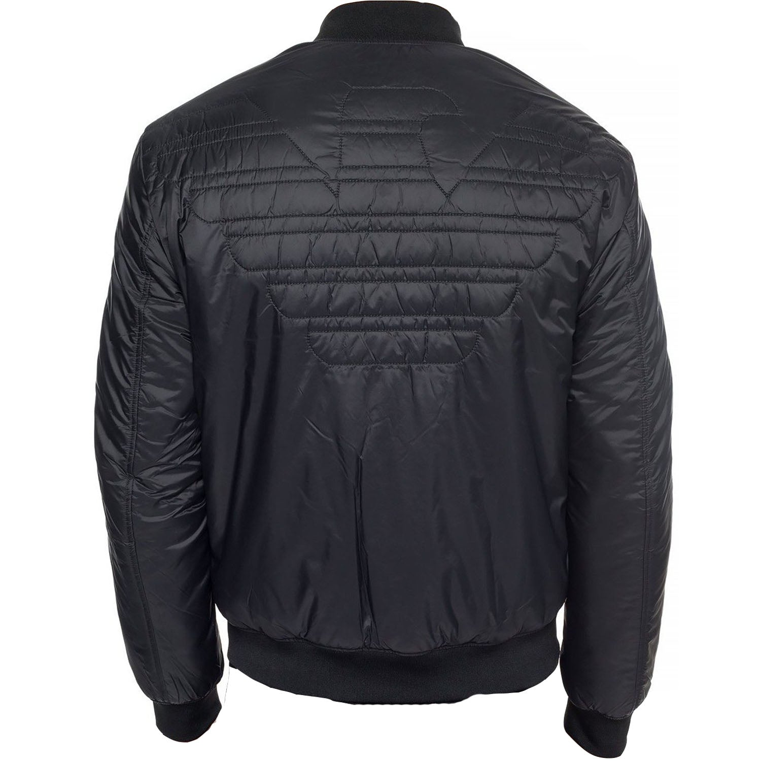Emporio Armani Reversible Lightweight Bomber Jacket