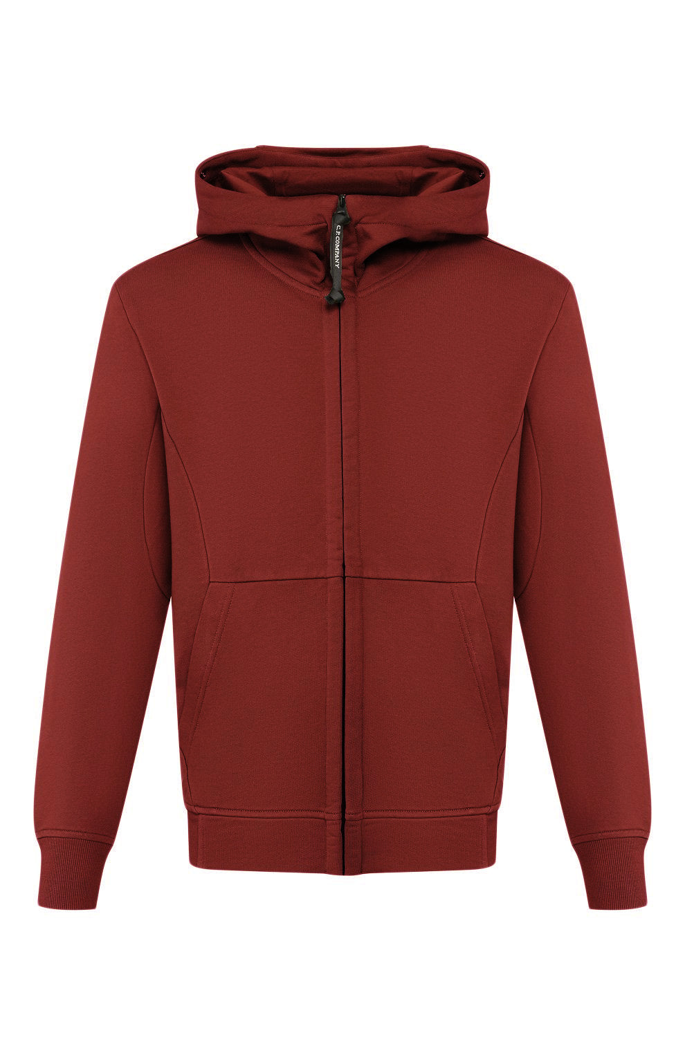 CP Company Diagonal Fleece Goggle Sweatshirt