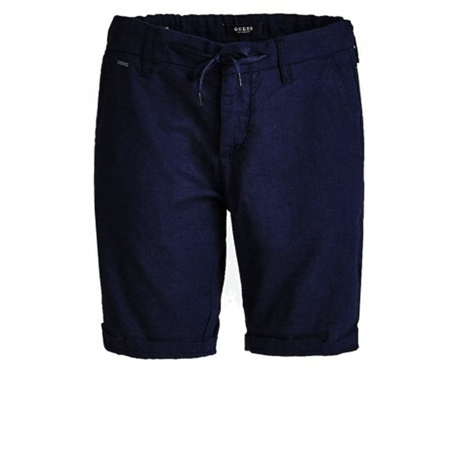Guess Cotton Shorts with Ties