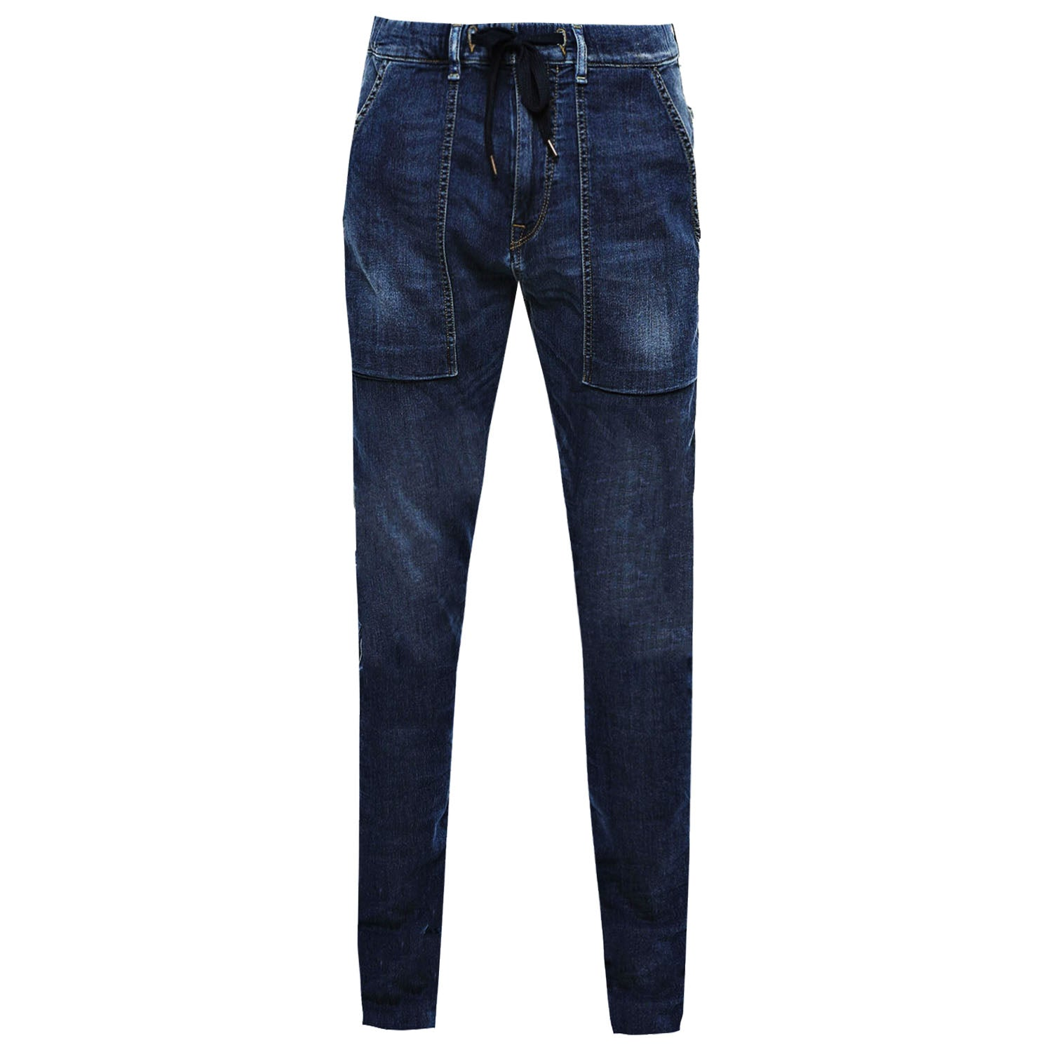 Guess IZAC Tapered Blue Denim Jeans