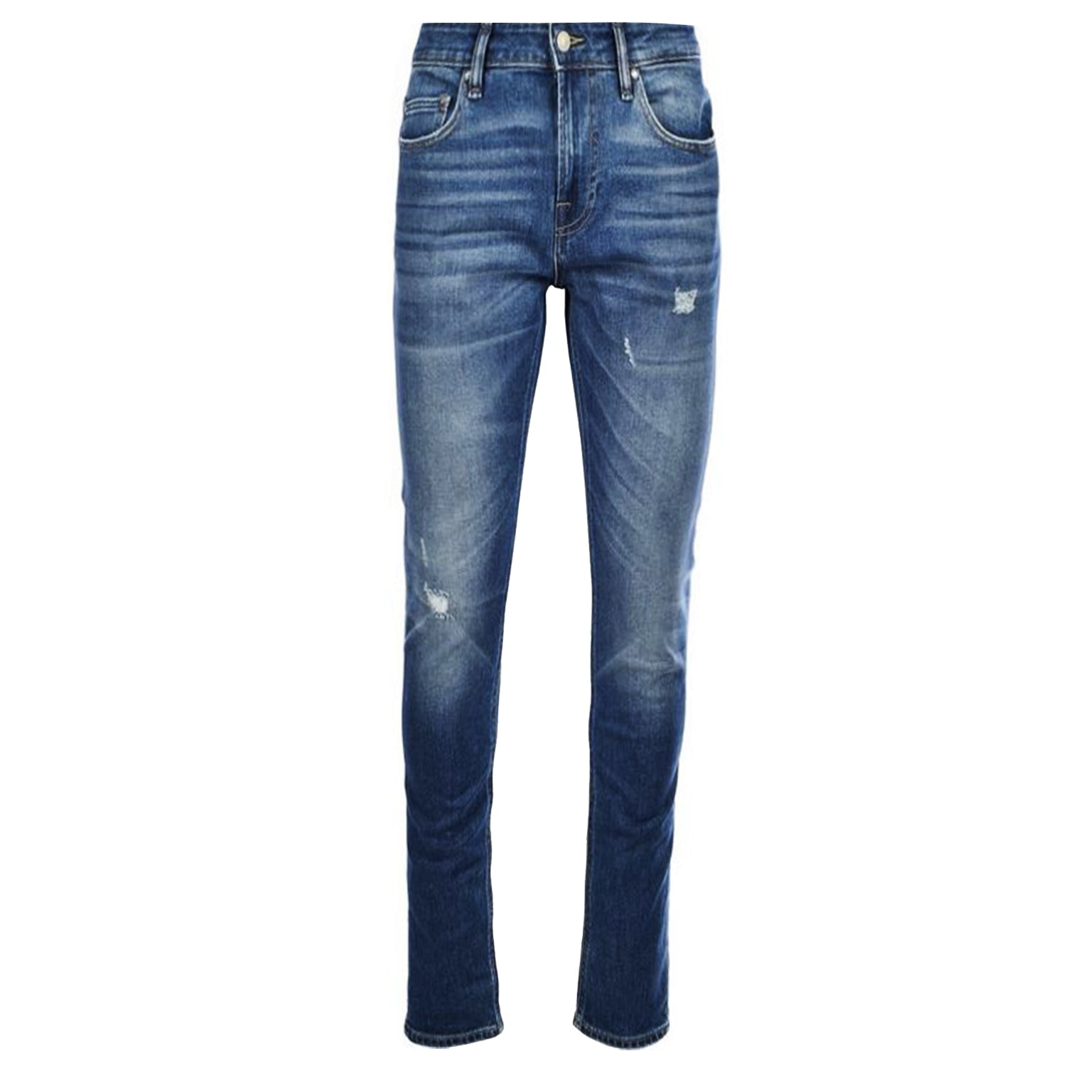 Guess Chris Skinny Fit Blue Denim Jeans