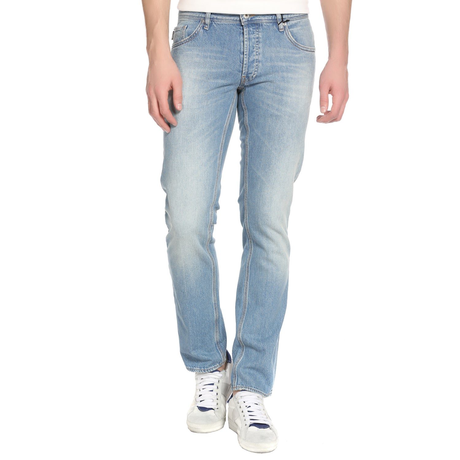 Love Moschino Light Wash Denim Jeans