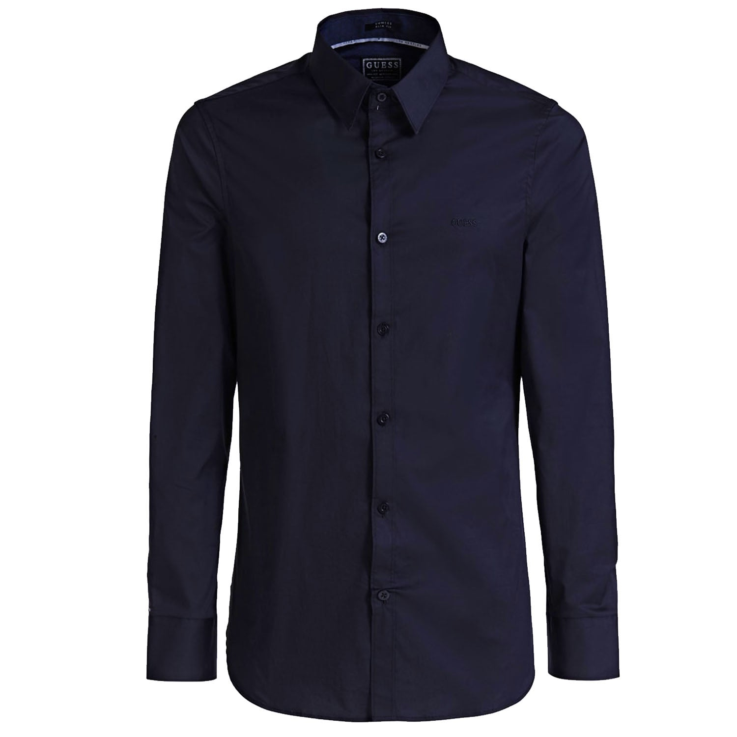 Guess Classic Fine Tailored Slim Fit Shirt