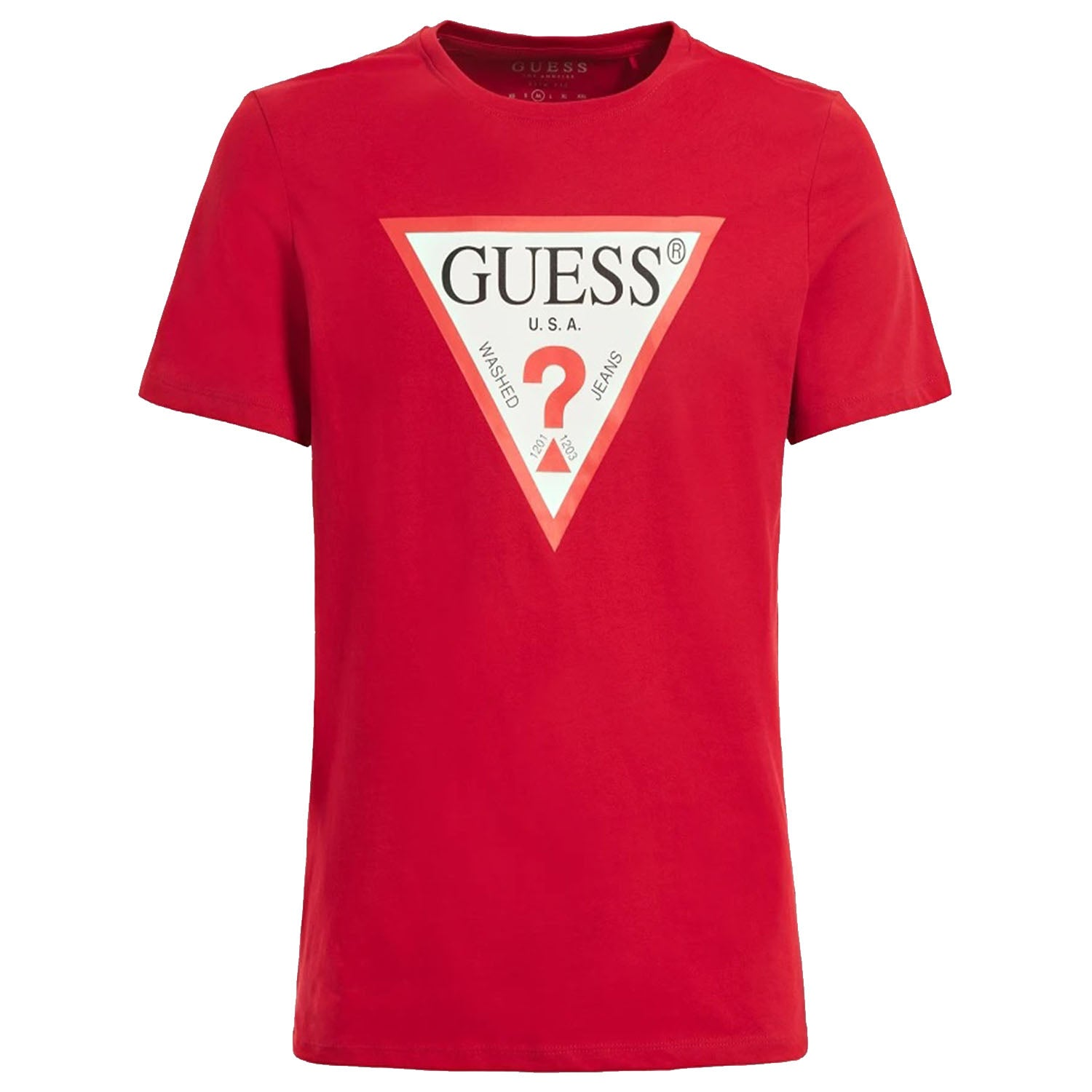 Guess Triangle Logo T-Shirt