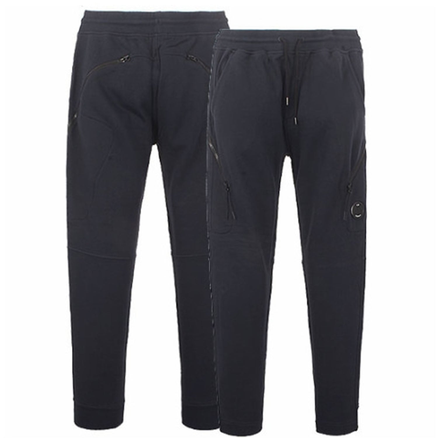 CP Company Diagonal Fleece Zip Pocket Sweatpants