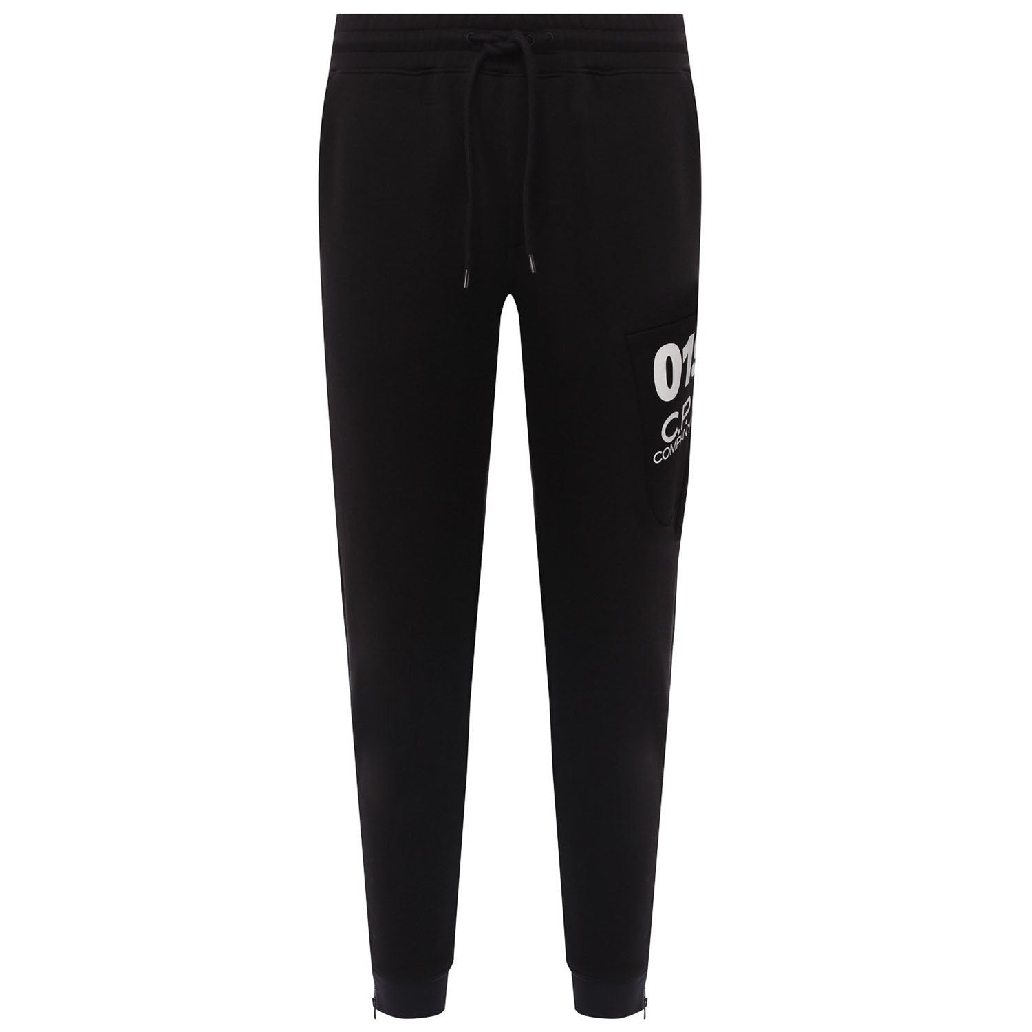 CP Company Diagonal Fleece Sweatpants