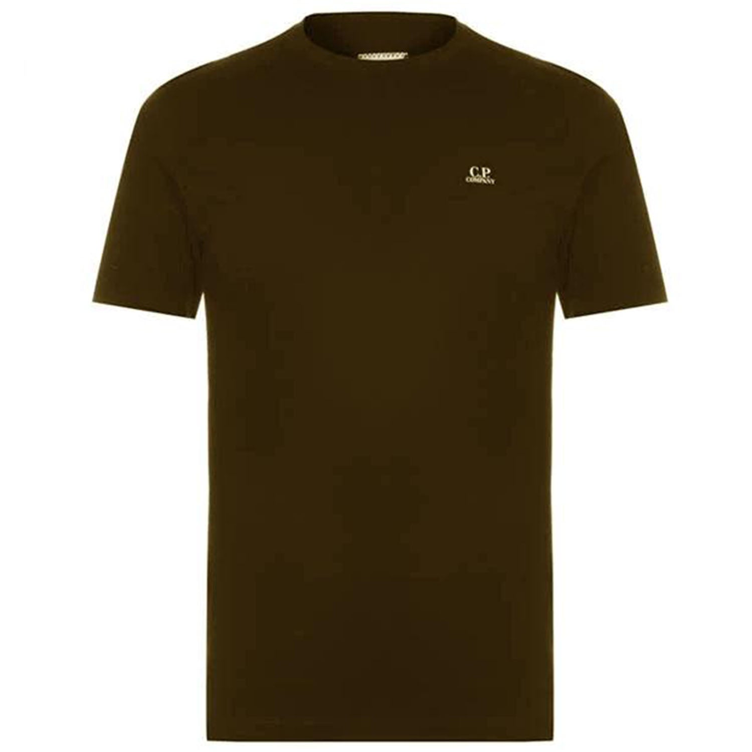 CP Company Basic Logo T-Shirt in Jersey