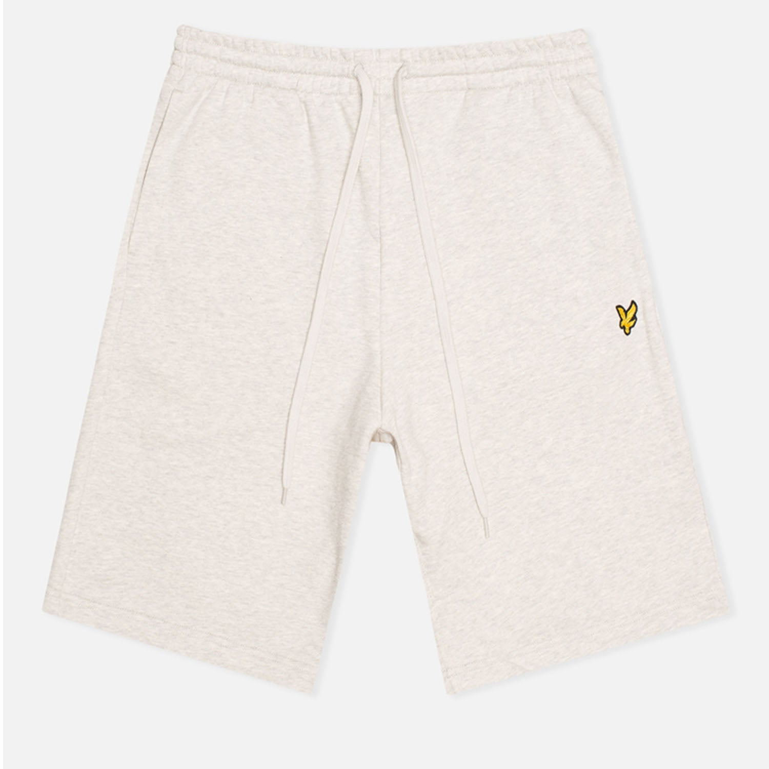 Lyle & Scott Cotton Fleece Sweat Shorts