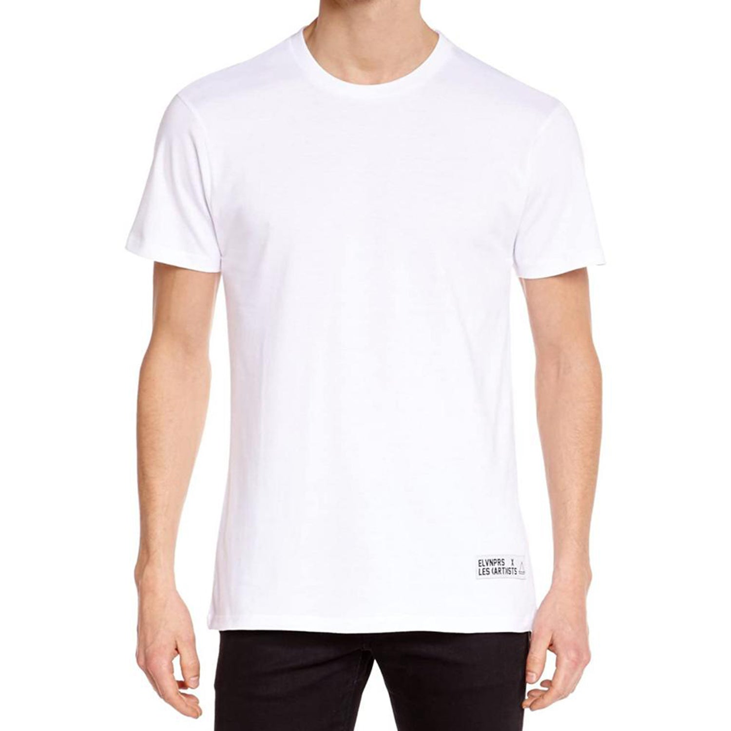 Elevenparis Halif Back Print T-Shirt
