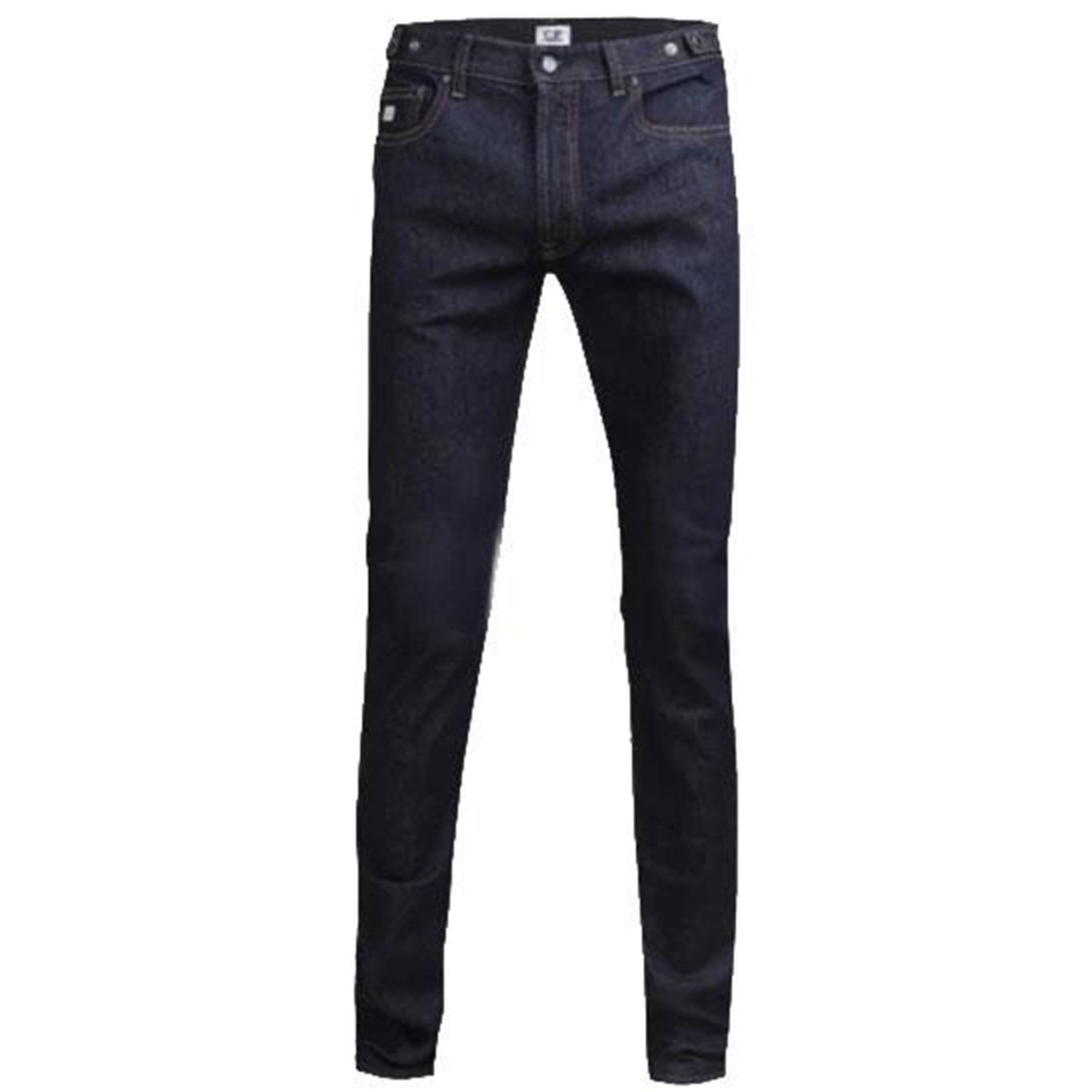 CP Company Slim Fit Blue Jeans