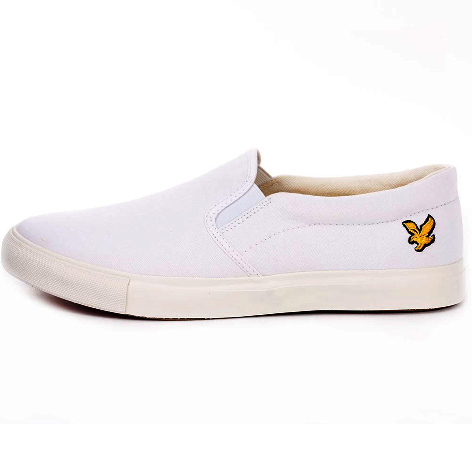 Lyle & Scott Eden Twill Trainers
