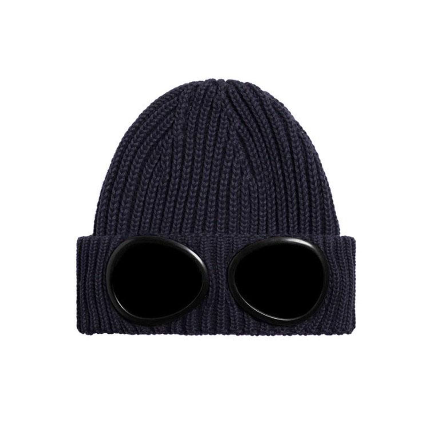 CP Company Extra Fine Merino Wool Knit Beanie Hat