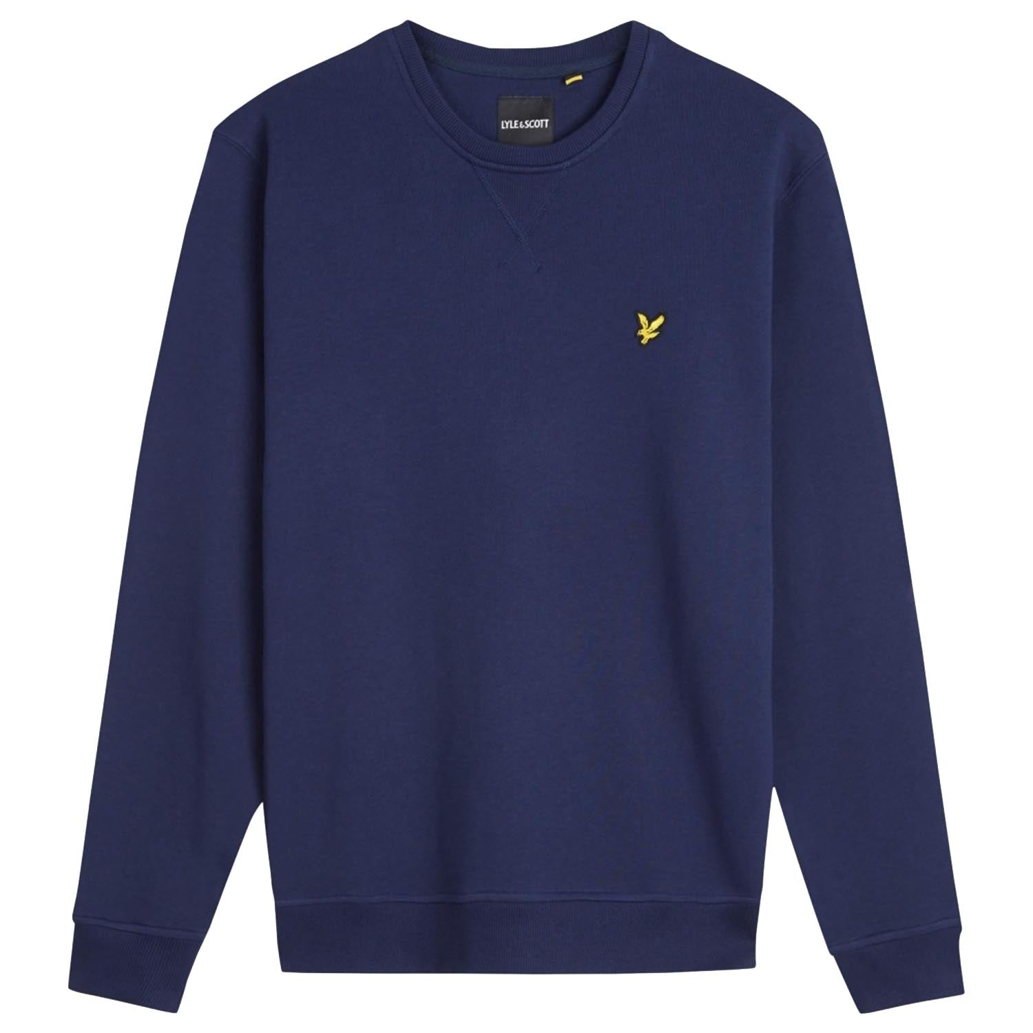 Lyle & Scott Embroidered Logo Sweatshirt