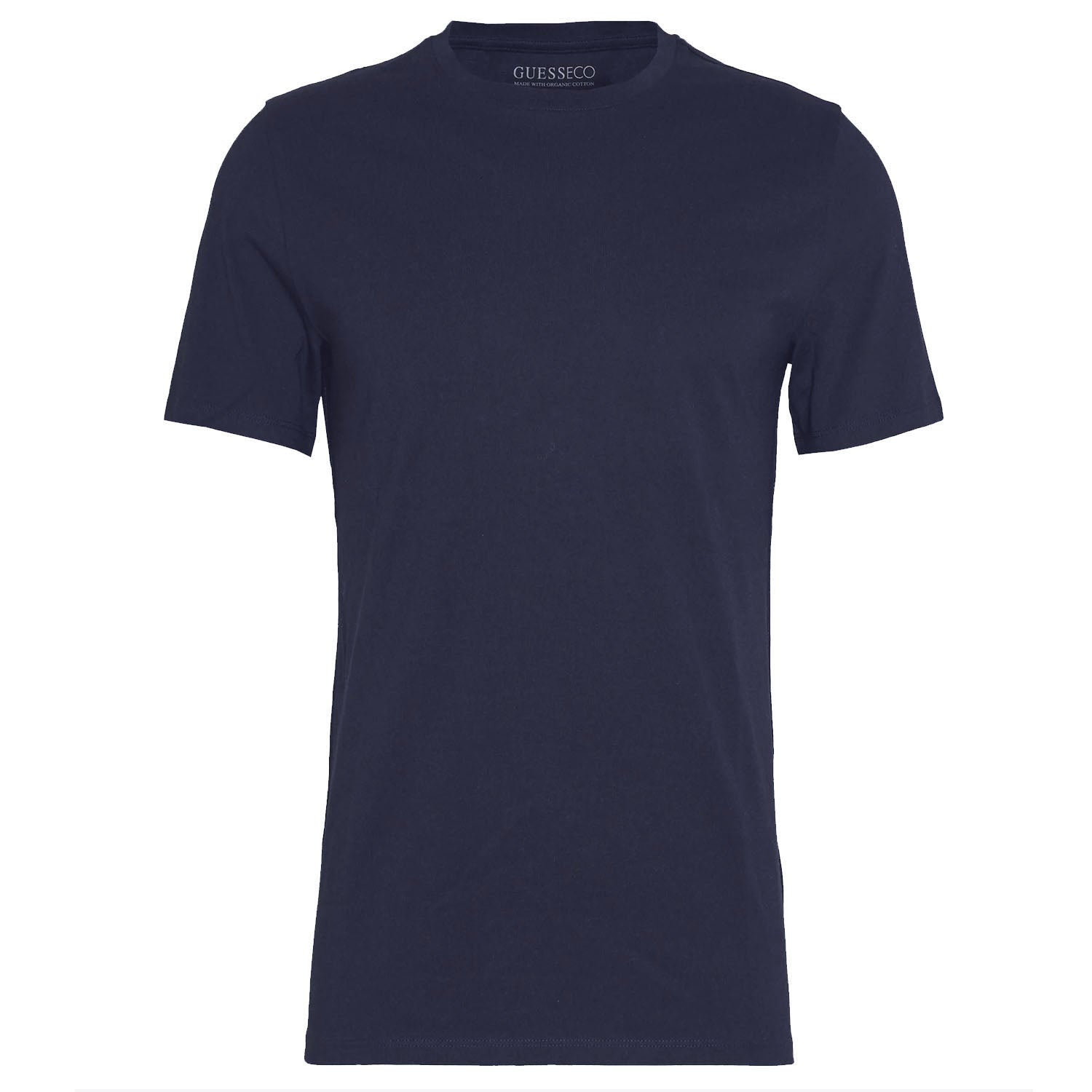 Guess Super Slim Fit Plain T-Shirt