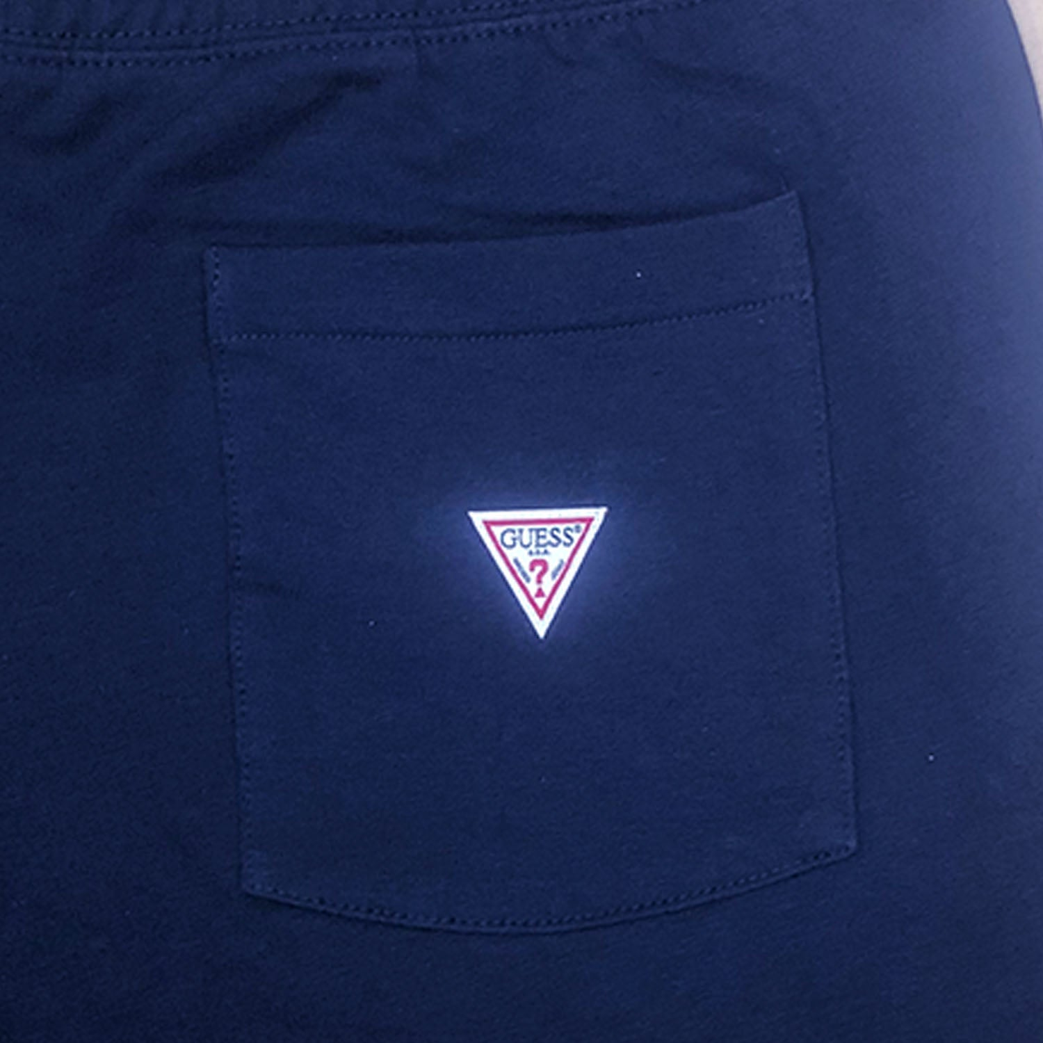 Guess Back Pocket Logo Sweatpants