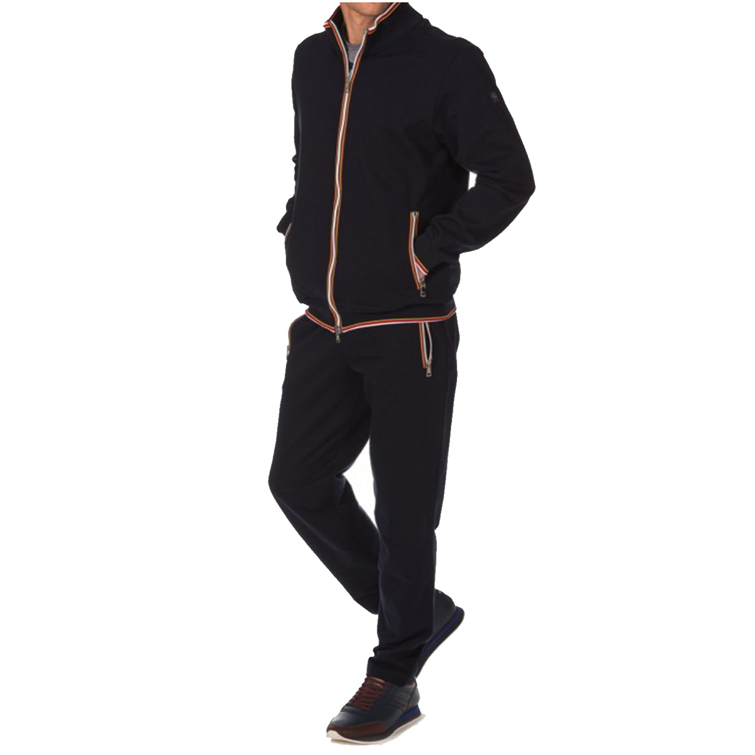 Paul & Shark Tracksuit Navy