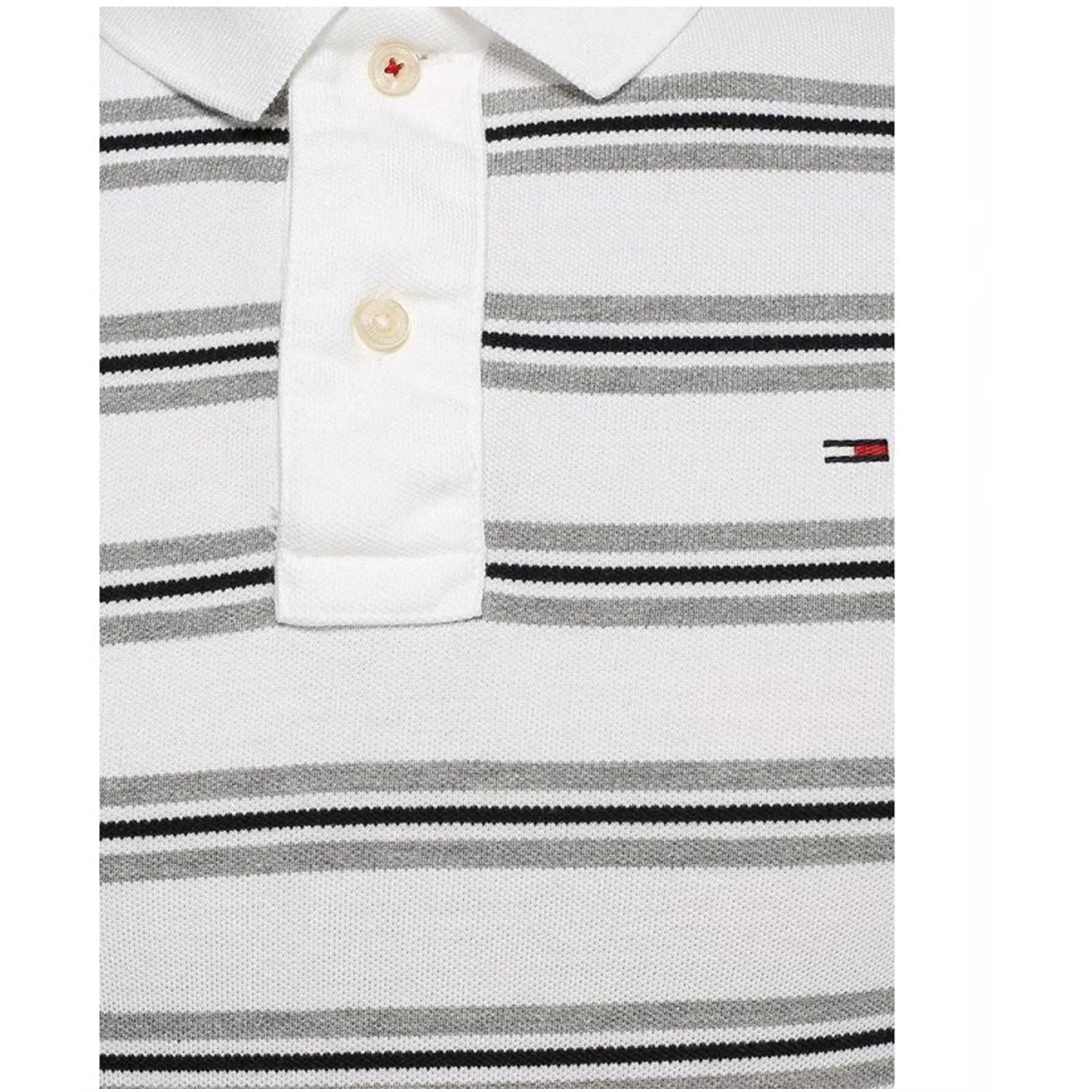 Hilfiger Denim Pilot Stripe Polo T-Shirt