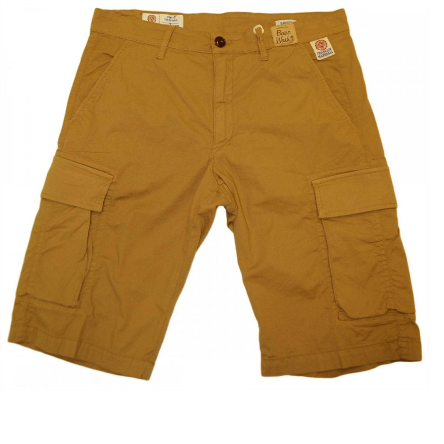 Franklin & Marshall Skinny Fit Roberts Shorts