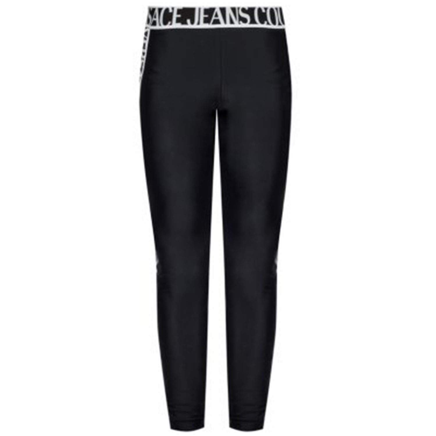 Versace Jeans Couture Branding Side-Stripe Leggings