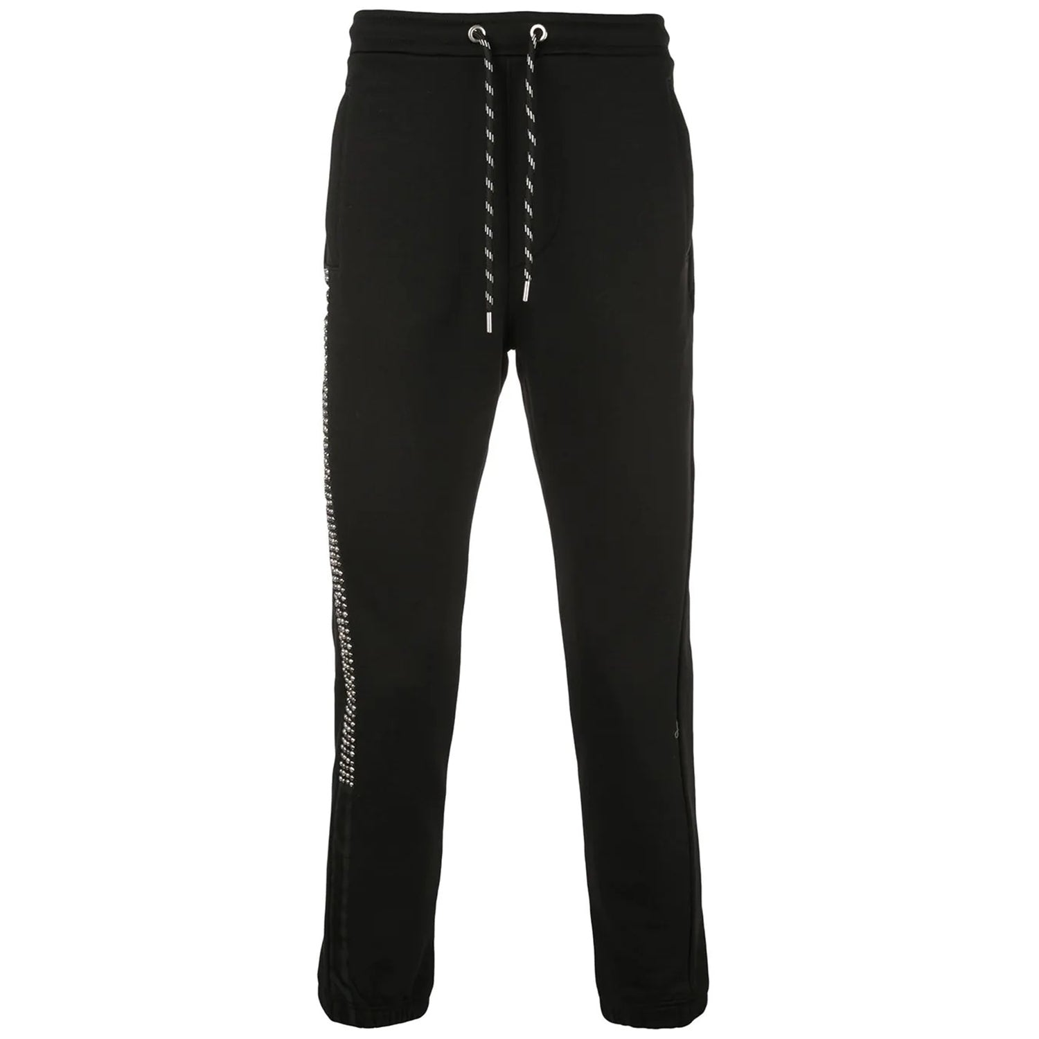 Just Cavalli Stud Detail Jogging Sweatpants