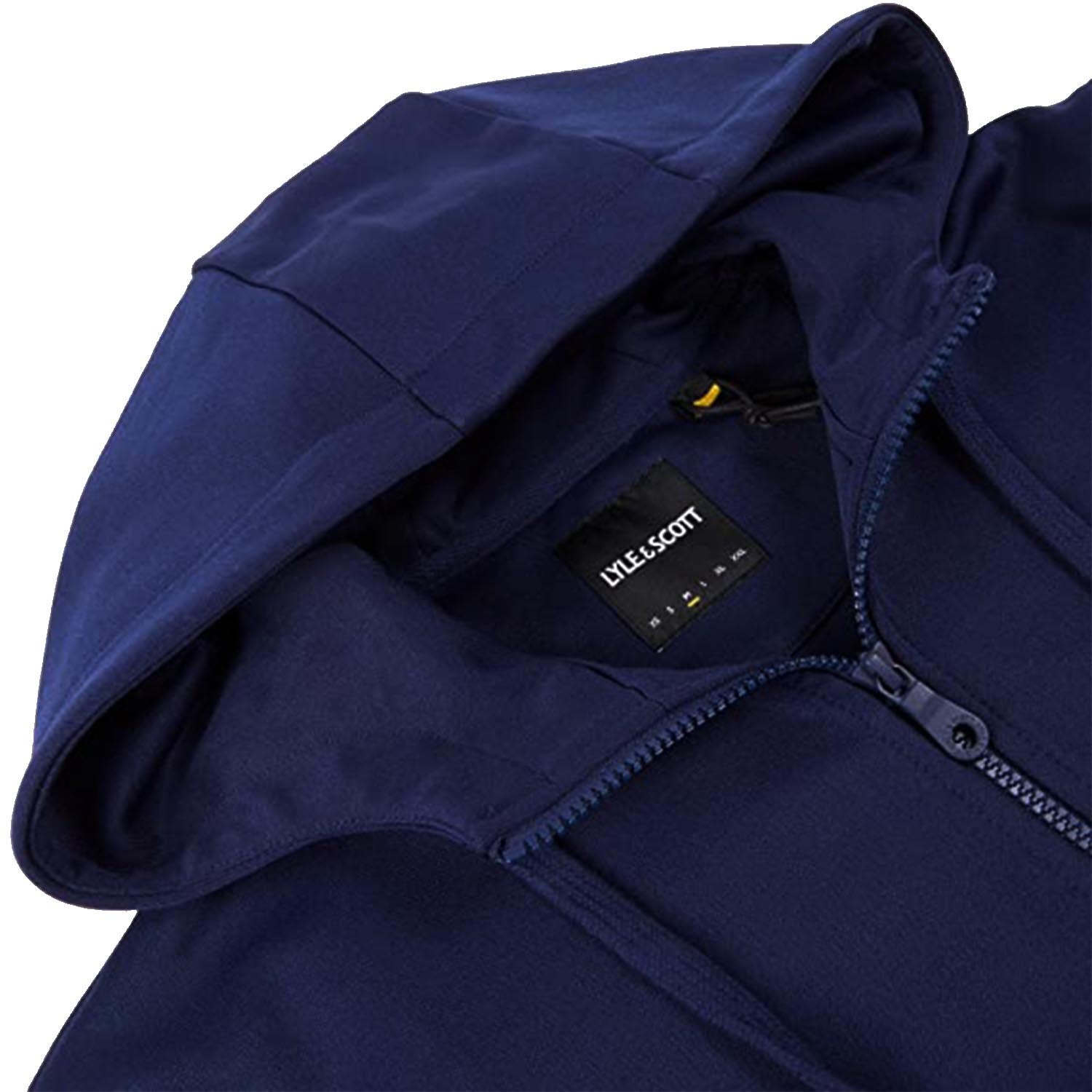 Lyle & Scott Hooded Tricot Jacket